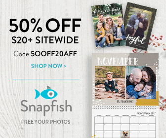 Snapfish Coupon