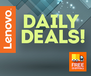 Lenovo Coupon Code - Daily Deals