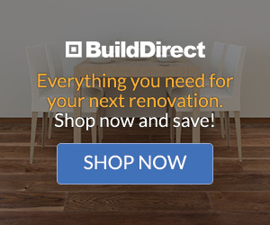 BuildDirect banner