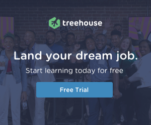 Land your dream job with Treehouse