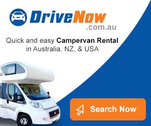 DriveNow - Generic Camper - 300x250