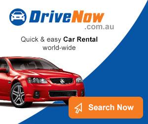 DriveNow - Generic - 300x250