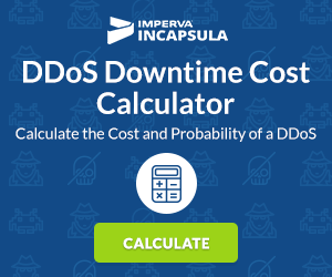DDoS Downtime Calculator