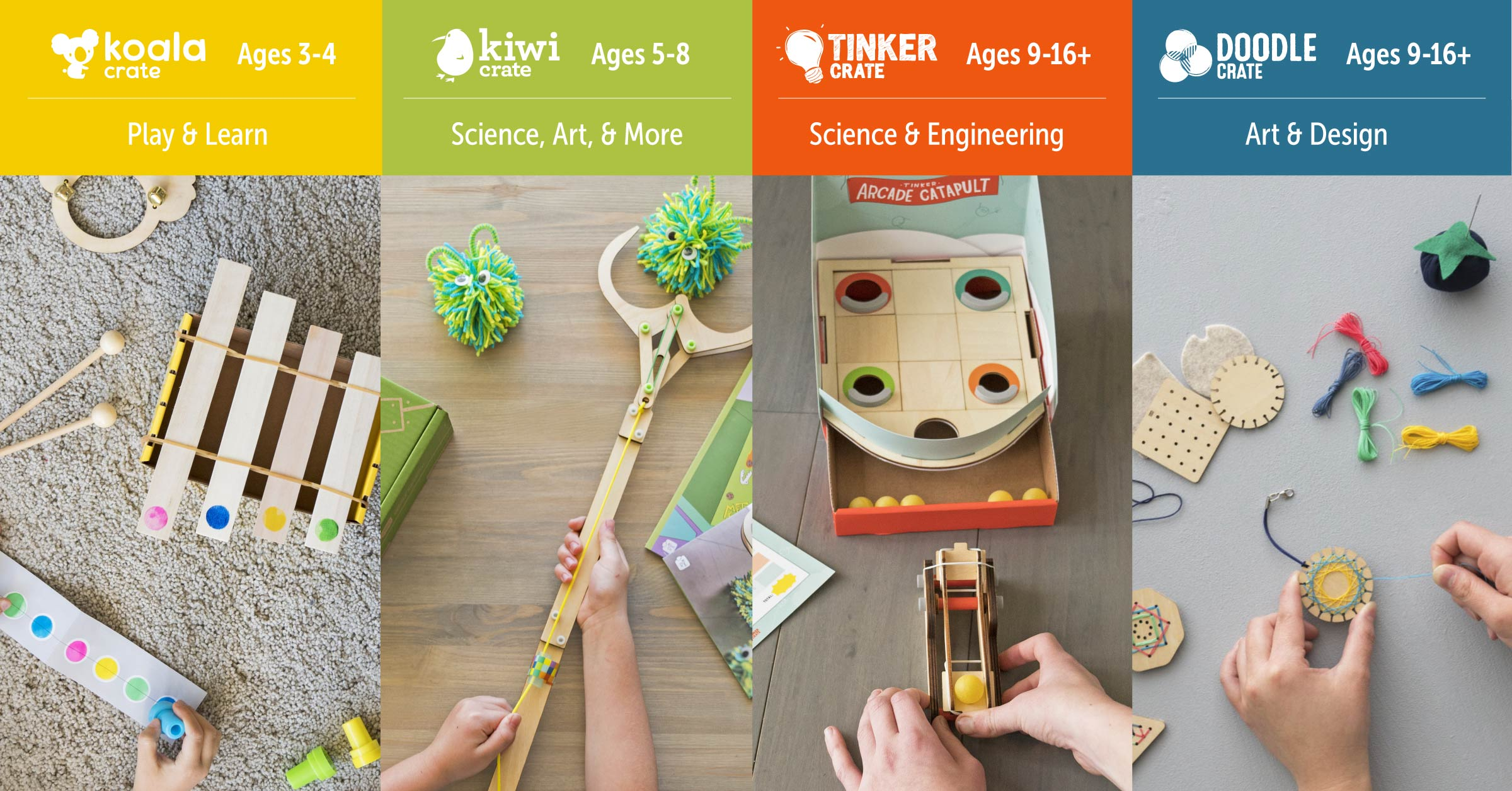 Crafts and Classic Games to Keep Kids Busy (and parents sane) during Social Distancing