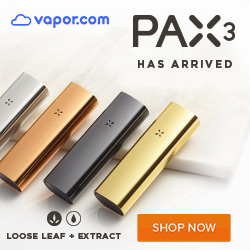 Pax 3 has arrived at VapeWorld