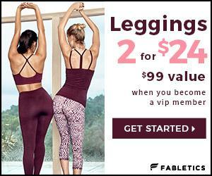 Fabletics Activewear VIP Membership