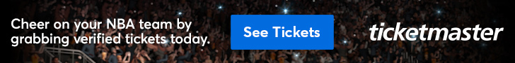 Advertisement - Ticketmaster Verified NBA Tickets
