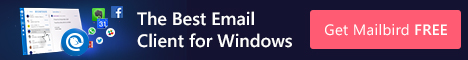 Get Mailbird - The best email client for Windows