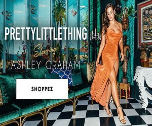 Pretty Little Thing - Generic Banner - 300x250