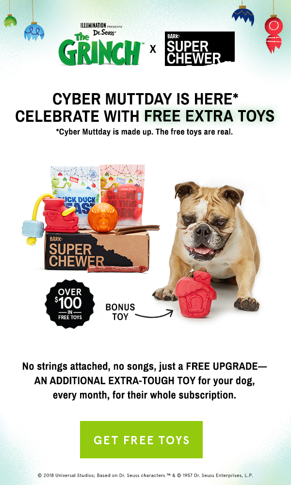 BarkBox Deal!