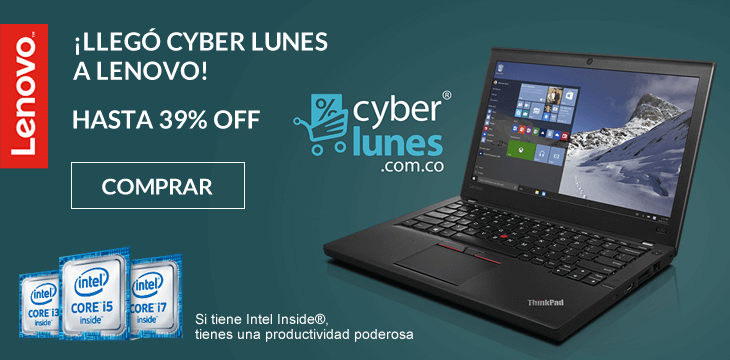 LENOVO MERCADO COLOMBIANO