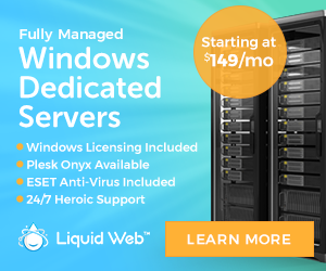 Liquid Web Hosting Services: A Detailed Review In 2018 5