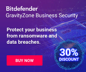 Bitdefender Business | GravityZone Business Security | 30% OFF