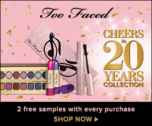 Too Faced 20 Years Collection