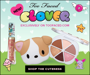 Too Faced Clover Collection
