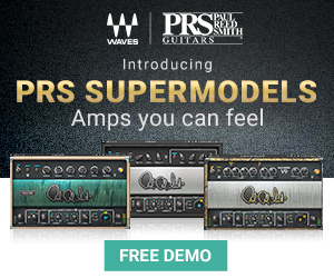 PRS Supermodels - Amps You Can Feel