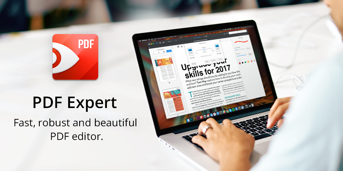 I signed up for the PDF Expert 7 pro 7-day trial to see what you will be missing out if you don't subscribe (if you previously had the PDF Expert 6 pro). PDF Expert 7 now has two subscription setups; U$50/ year or about U$12/month. Paperless X