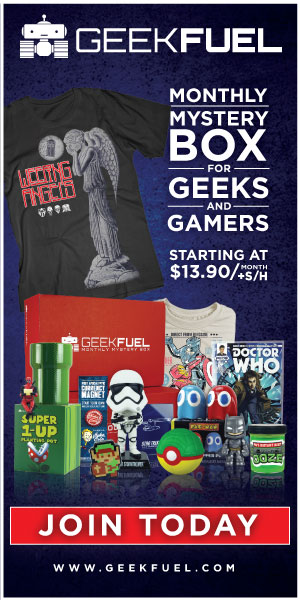20% OFF YOUR FIRST GEEK FUEL B...