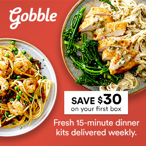 Gobble Food Delivery