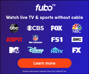 Stream TV with fuboTV