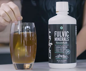 fulvic acid minerals review