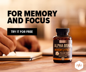 Ready to break through mental fog? Try a one-week, free trial of Onnit's best-selling nootropic, Alpha Brain.