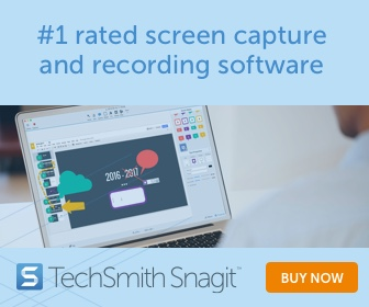 SnagIT Number 1 Screen Capture and Recording Software