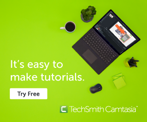 Camtasia - Make Amazing Videos