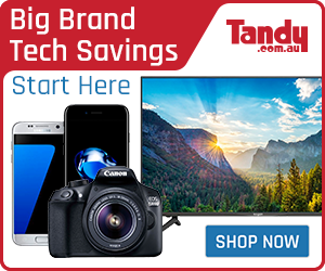 Tandy - Promotional Banners - 300x250