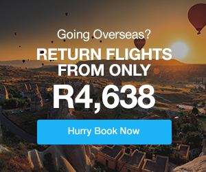 Travelstart Oversees Flights