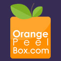 The first 100 subscribers have a chance to win a year's worth of Orange Peel Boxes for FREE. SUBSCRIBE NOW!