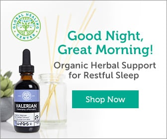Organic, Herbal Support for Restful Sleep