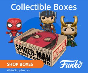 Click this ad and use the code SHOP10 for 10% off ANY Funko purchase!