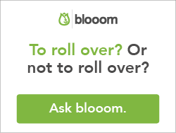 Blooom - Roll over 401k