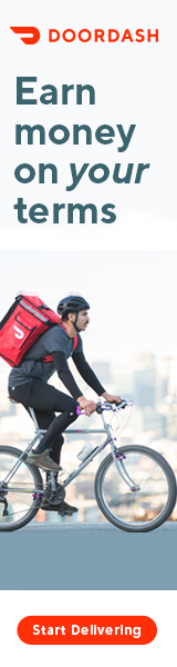 DoorDash banner