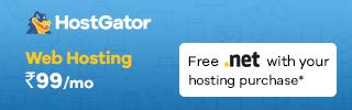 Hostgator discount offer
