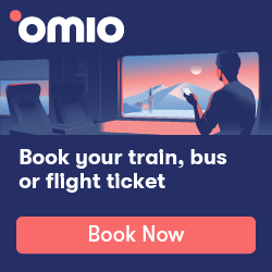 Book trains, buses and planes here