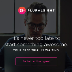 pluralsight trial