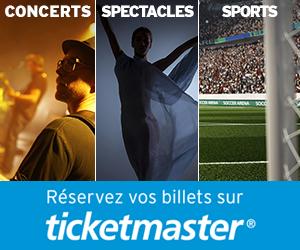 Vente Flash Ticketmaster France
