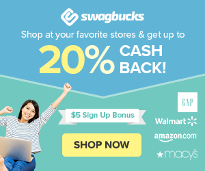 Sign up for Swagbucks