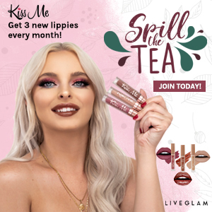 Shop LiveGlam KissMe Monthly Lipstick Club