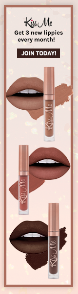 LiveGlam Kiss Me November 2018