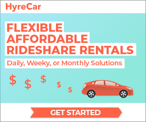 Rent a Car Driver for Uber or Lyft - HyreCar