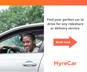 Rent a car, Drive with Uber or Lyft - HyreCar