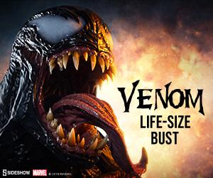 Venom Life Size