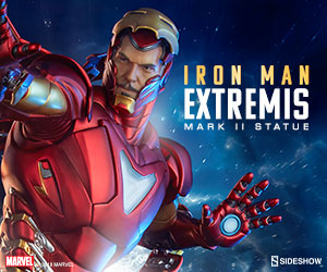 Iron Man Extremis Mark II