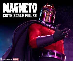 Magneto Marvel Comics Sixth Scale Figure