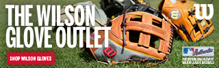 Wilson Baseball Gloves Promotion