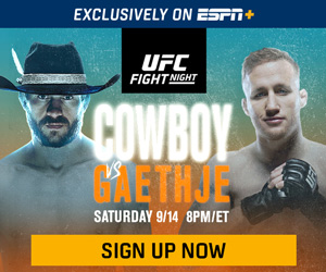 Exclusively on ESPN+ Sign up now!