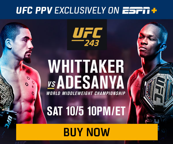 Exclusively on ESPN+ Buy now!